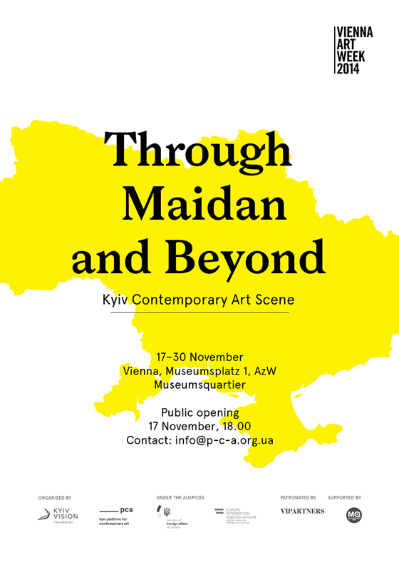 Through Maidan Vienna
